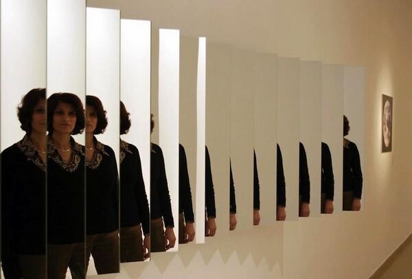 reflect art