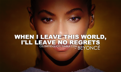 Queen Beyonce Fans: Beyonce Quotes