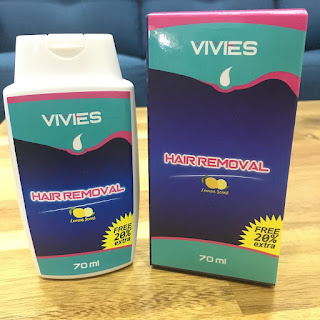 VIVIES HAIR REMOVAL CREAM