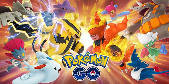 Pokemon Go New Moves