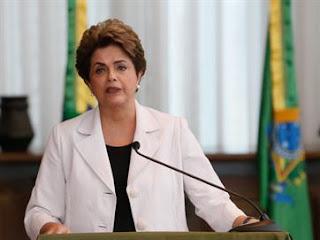 Dilma divulga carta e quer plebiscito para novas eleições