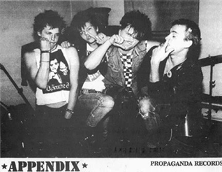 Appendix Yhtye