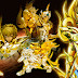 Novidades do Cloth Myth EX de Aioria de Leão Soul of Gold! (+ Fotos)