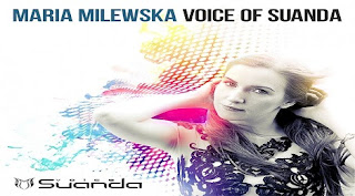 Maria Milewska - Voice Of Suanda @ Radio DJ ONE