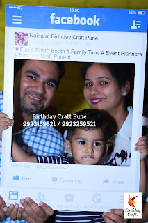 birthday party event management pune
