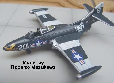 Grumman Panther kit 1