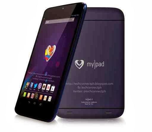 MyPhone MyPad 4