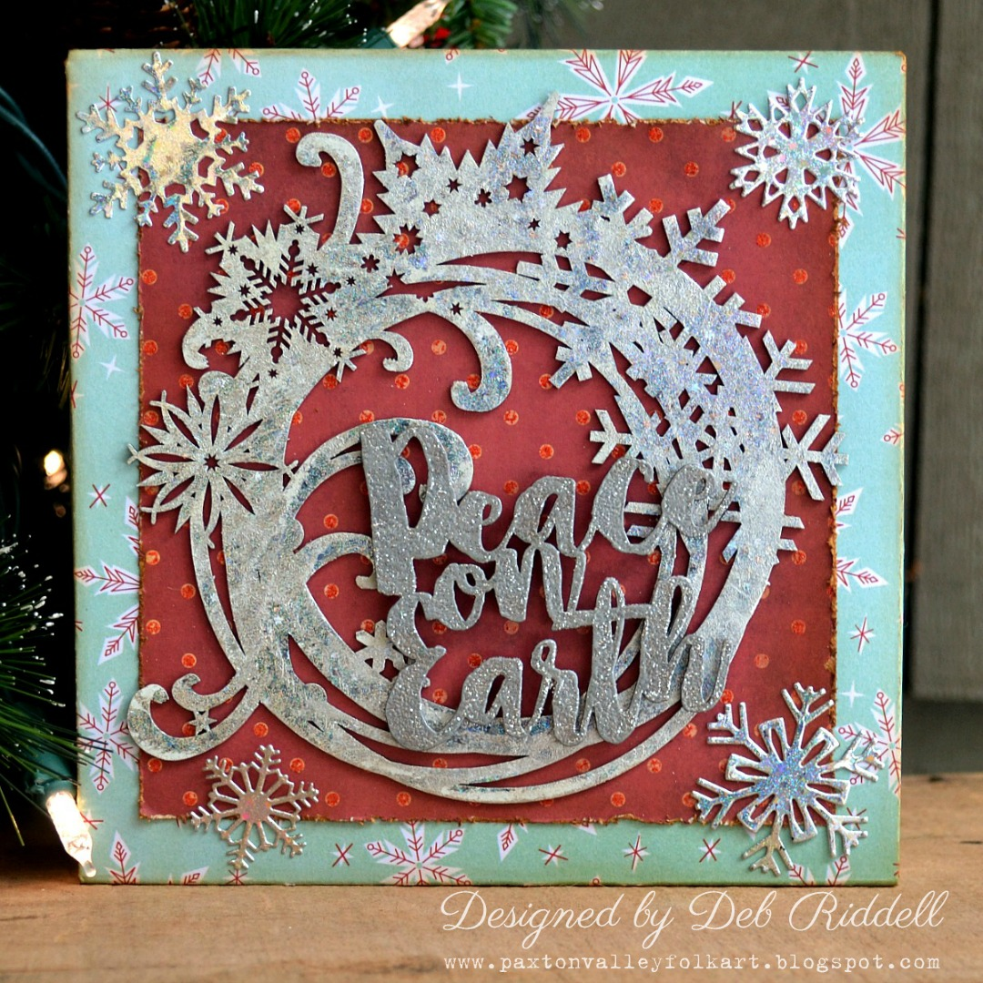 Southern Ridge Trading Company: Peace On Earth Christmas Card Box ...