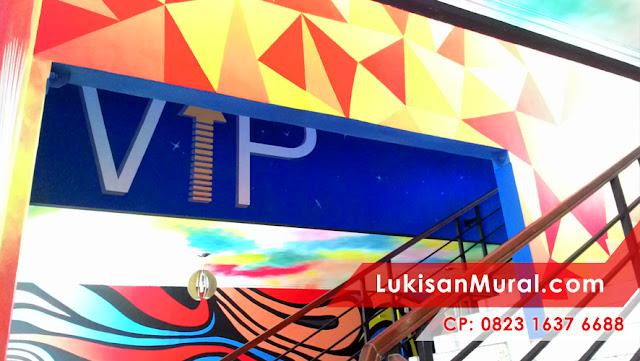 Jasa Lukis Mural | Mural Art Indonesia