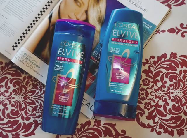 L'Oreal Elvive Fibrology Review