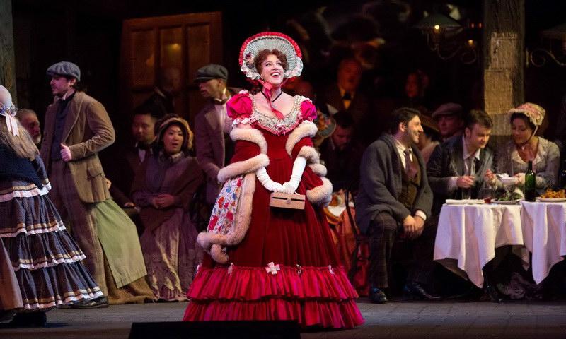 Προβολή της όπερας «Μποέμ» του Πουτσίνι στο Δημοτικό Θέατρο Αλεξανδρούπολης