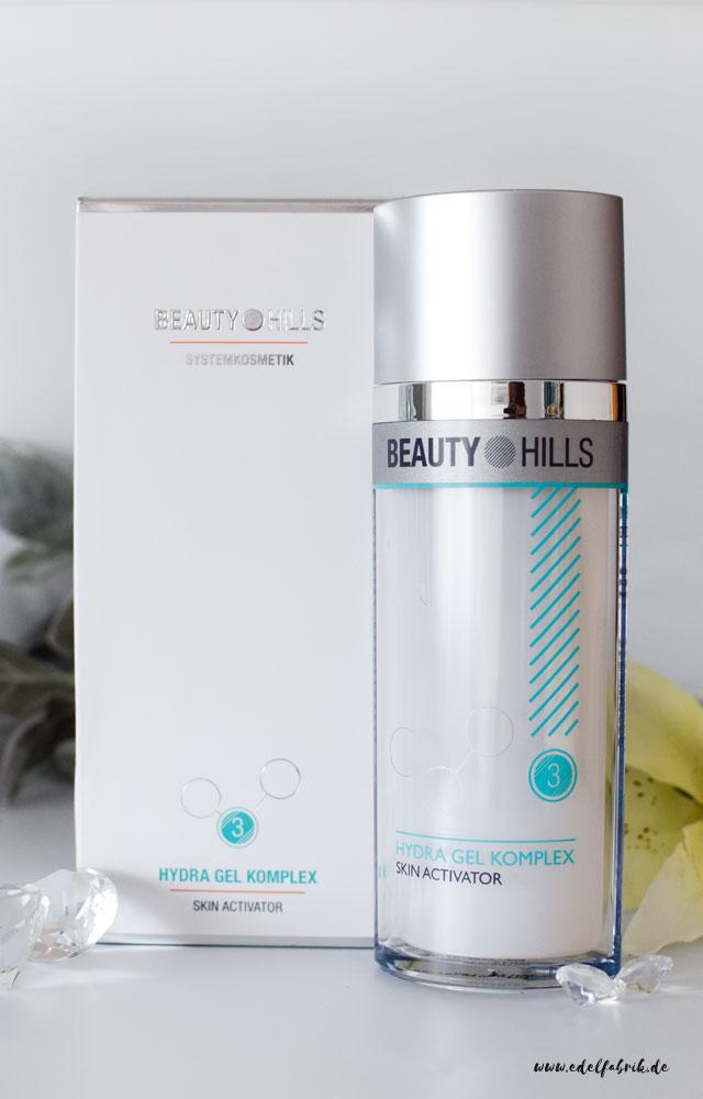 Beauty Hills Hydra Gel Komplex Skinaktivator, Beautypress Newsbox