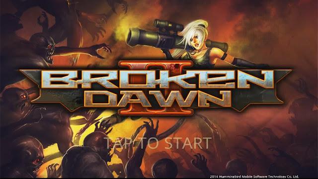 Broken Dawn II v1.1.2 Apk Mod [Dinero]
