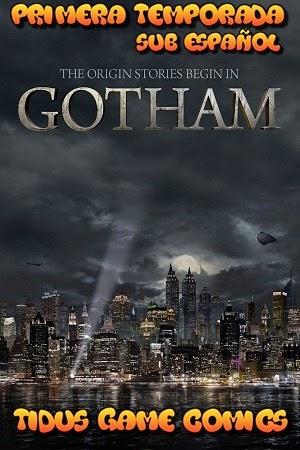 Gotham temporada 1 hdtv mega sub espa ol Gotham temporada 3 espanol