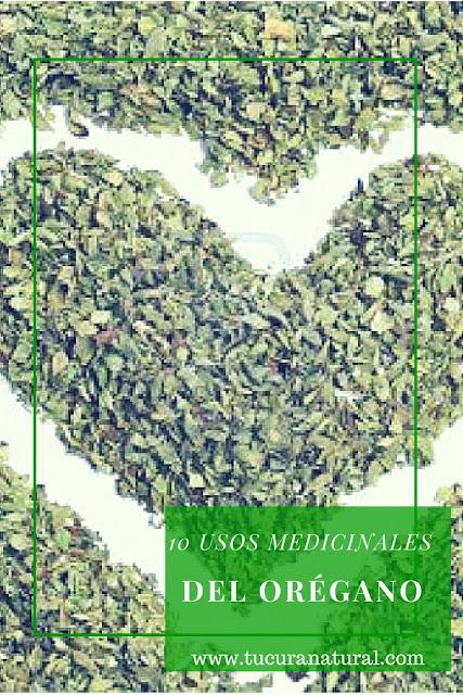 10 usos medicinales del orégano