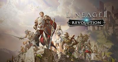 Lineage2 Revolution Apk v0.15.81 Mod Terbaru Unlimited Money Hack