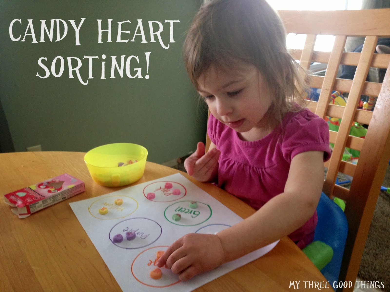 My Three Good Things Toddler Activities 30 Months Old
