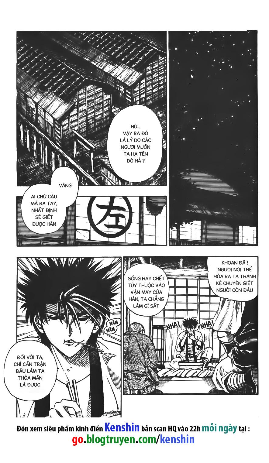 Rurouni Kenshin chap 5 trang 18