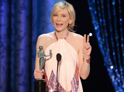 gagnante Cate Blanchett Screen Actors Guild Awards 2014