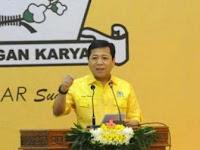 Nah Loh! Setya Novanto Ancam Polisikan KPK, Petinggi Golkar Mendadak 'Kehilangan Lidah'