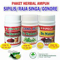 Obat Tradisional Penyakit Raja Singa (Sipilis)