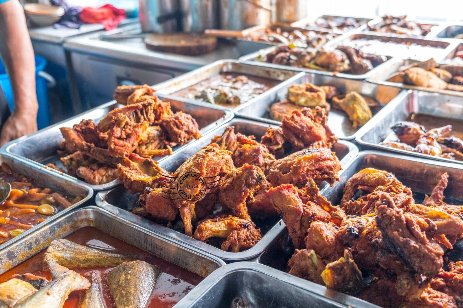 Famous Nasi Lemak Ong Alor Setar