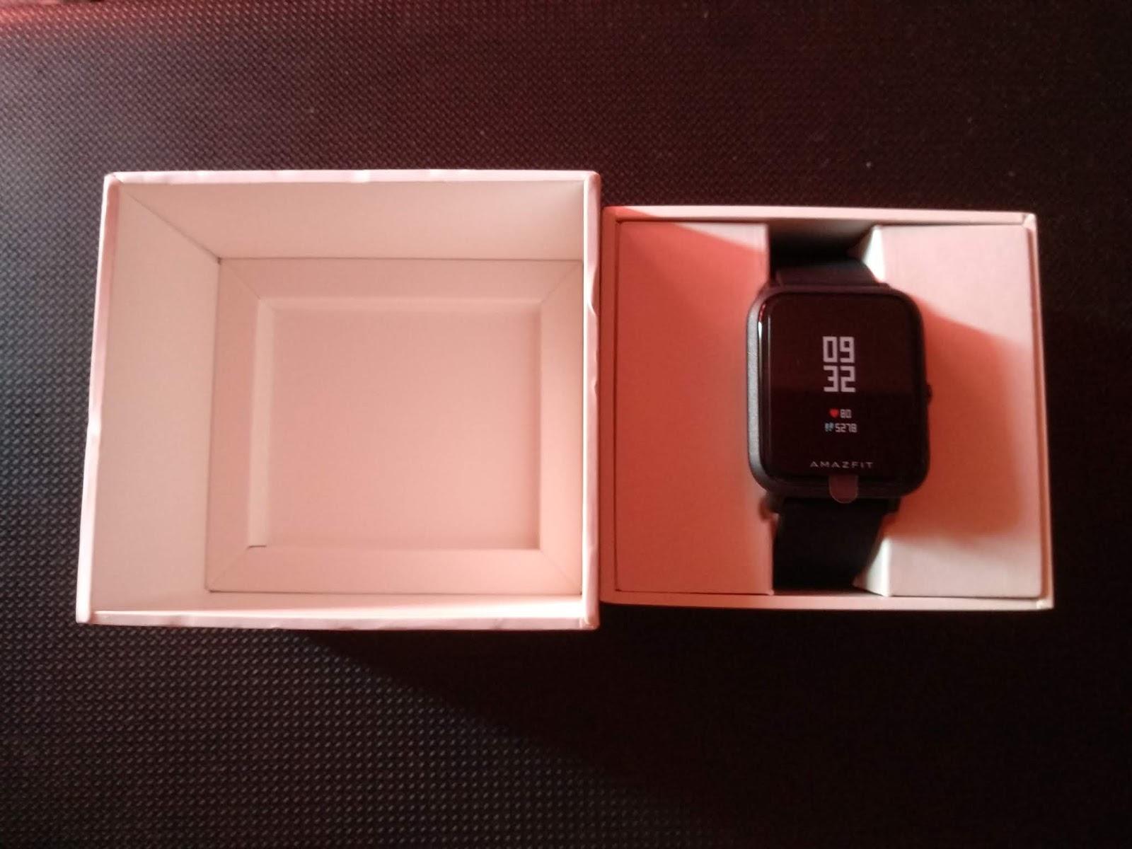 d3391916938 Smartwatch Xiaomi Amazfit Bip - Análise