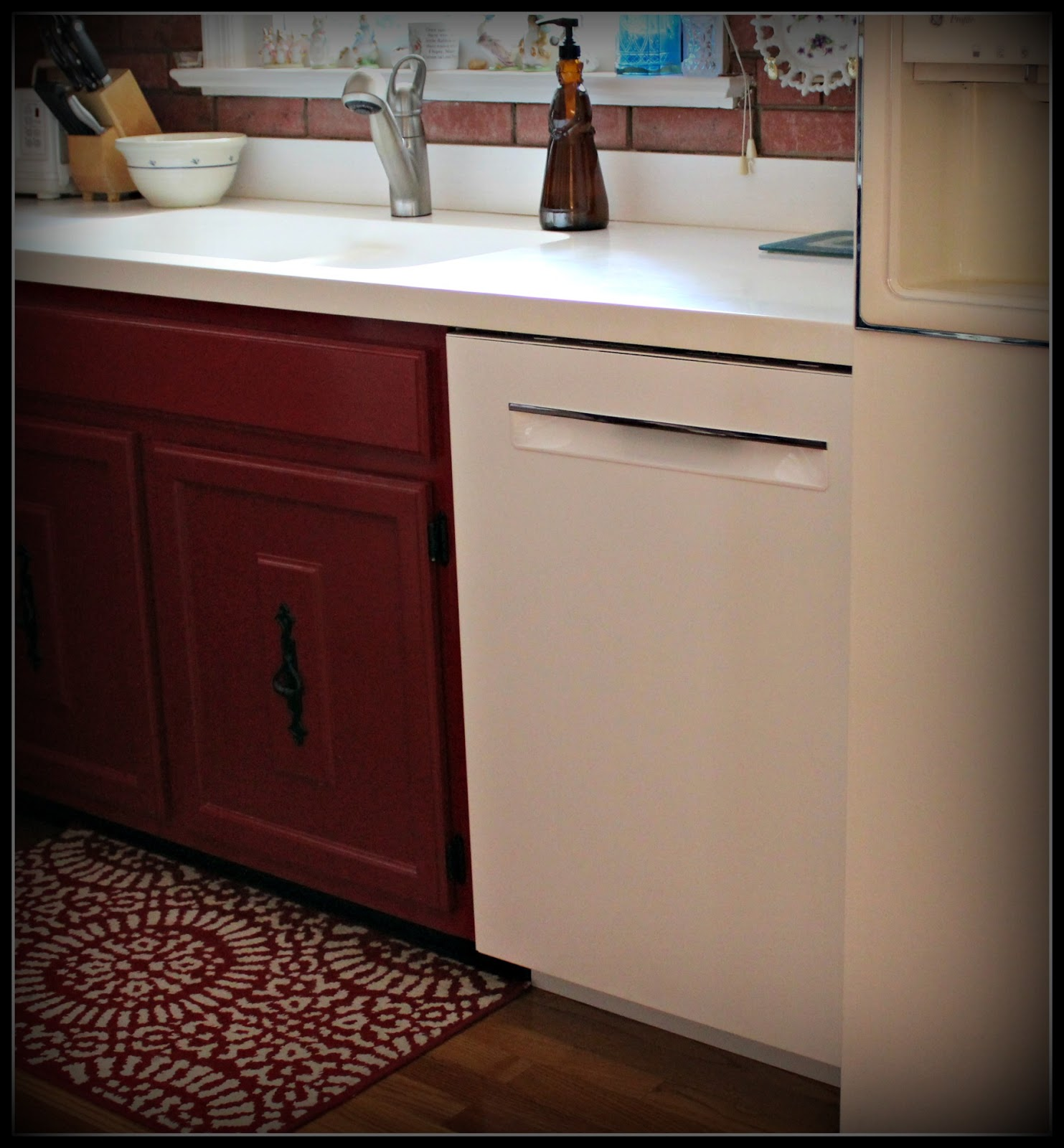 Hardwood Floors Replace Kitchen Do Under Dishwasher