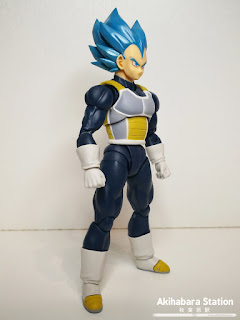 Review del S.H.Figuarts Super Saiyan God Super Saiyan Vegeta de Dragon Ball Super: Broly - Tamashii Nations