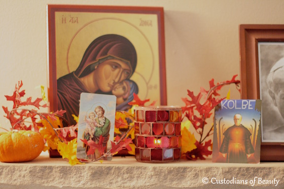 All Saints Day 2015 | by CustodiansofBeauty.blogspot.com