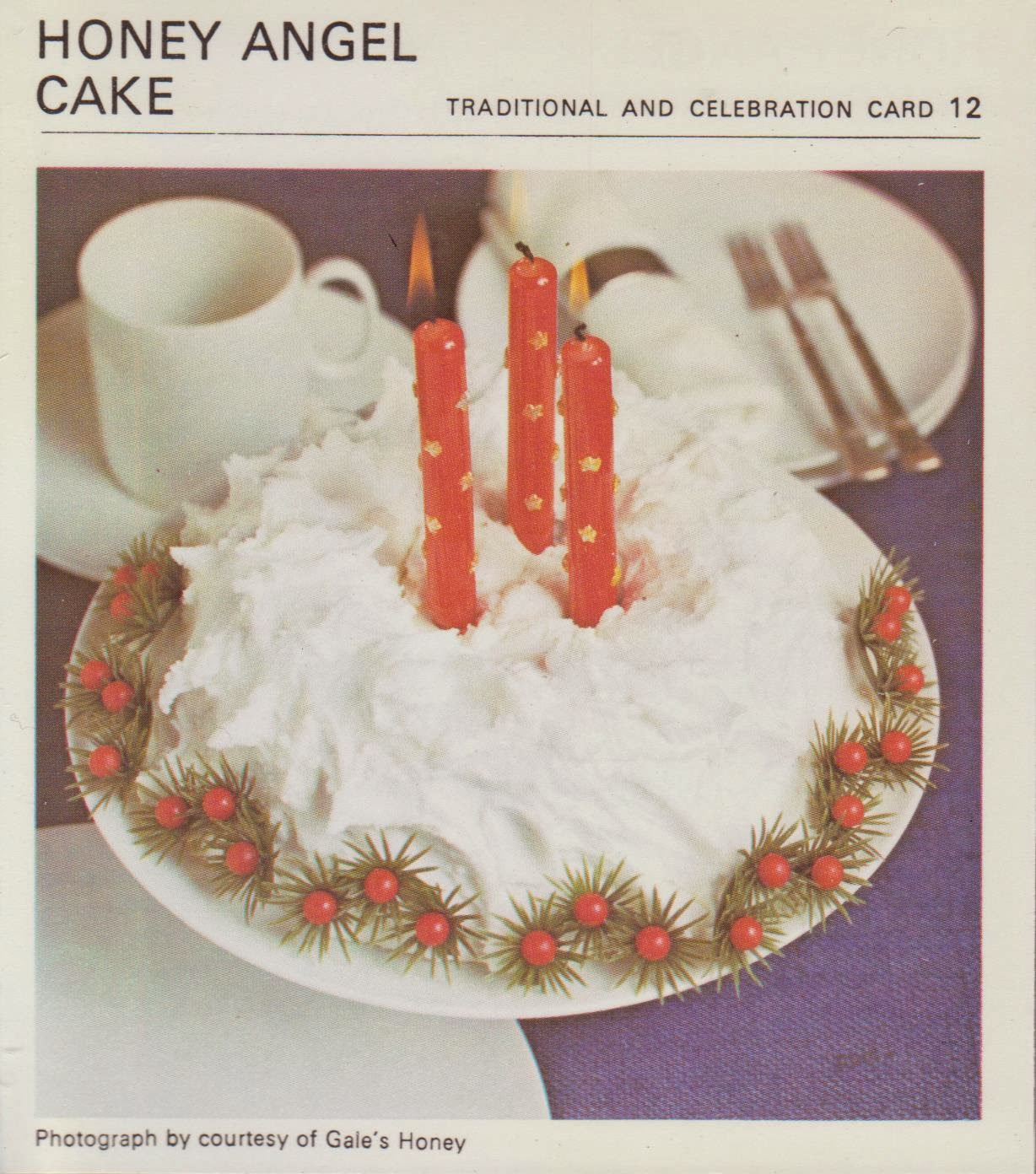 Marguerite Patten Christmas Cake Recipe