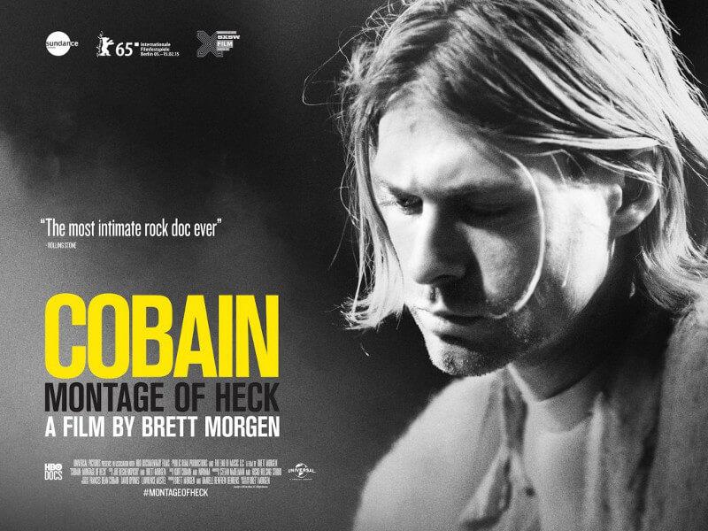 Kurt Cobain - Montage of Heck [Legendado Download]