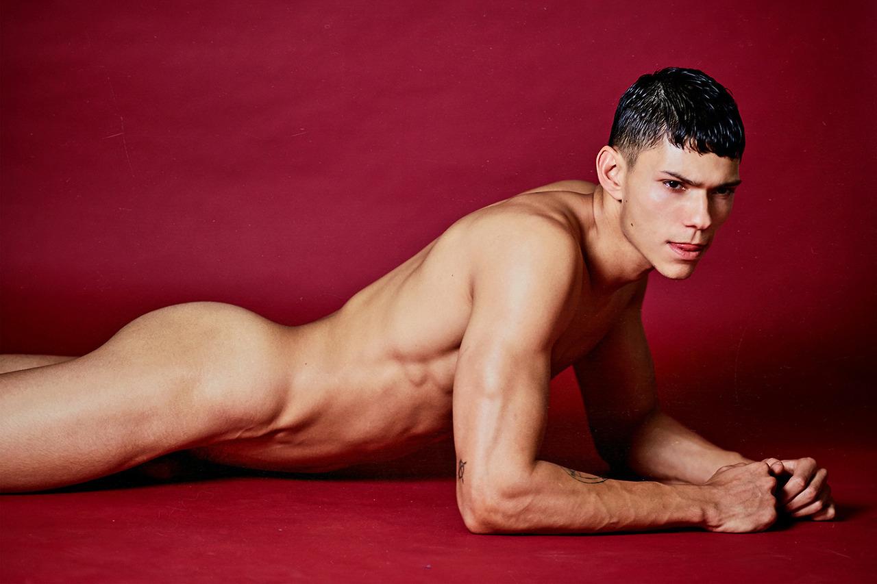 Male webcam model finn