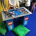 Un escape Game Lego City à l'Aushopping L'ilo d'Epinay sur Seine