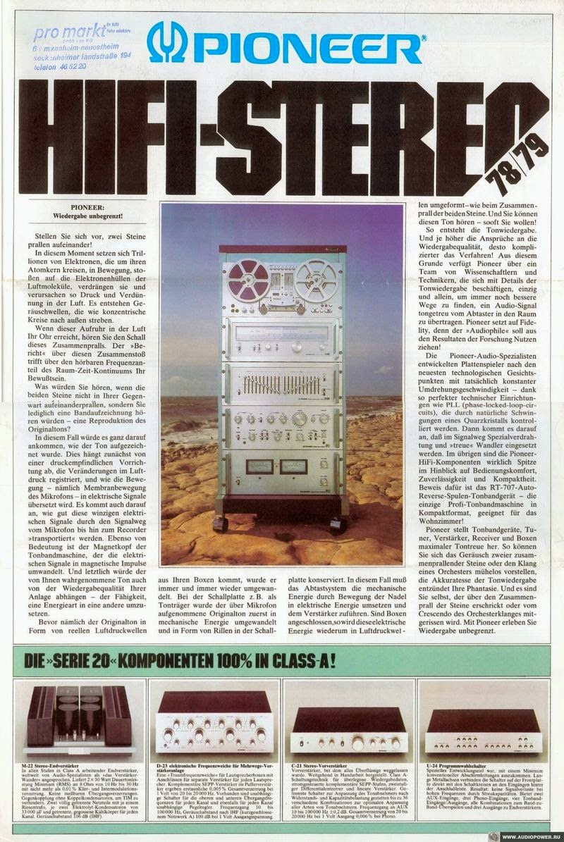 Golden Age Of Audio: Scans From Hi-Fi Magazines
