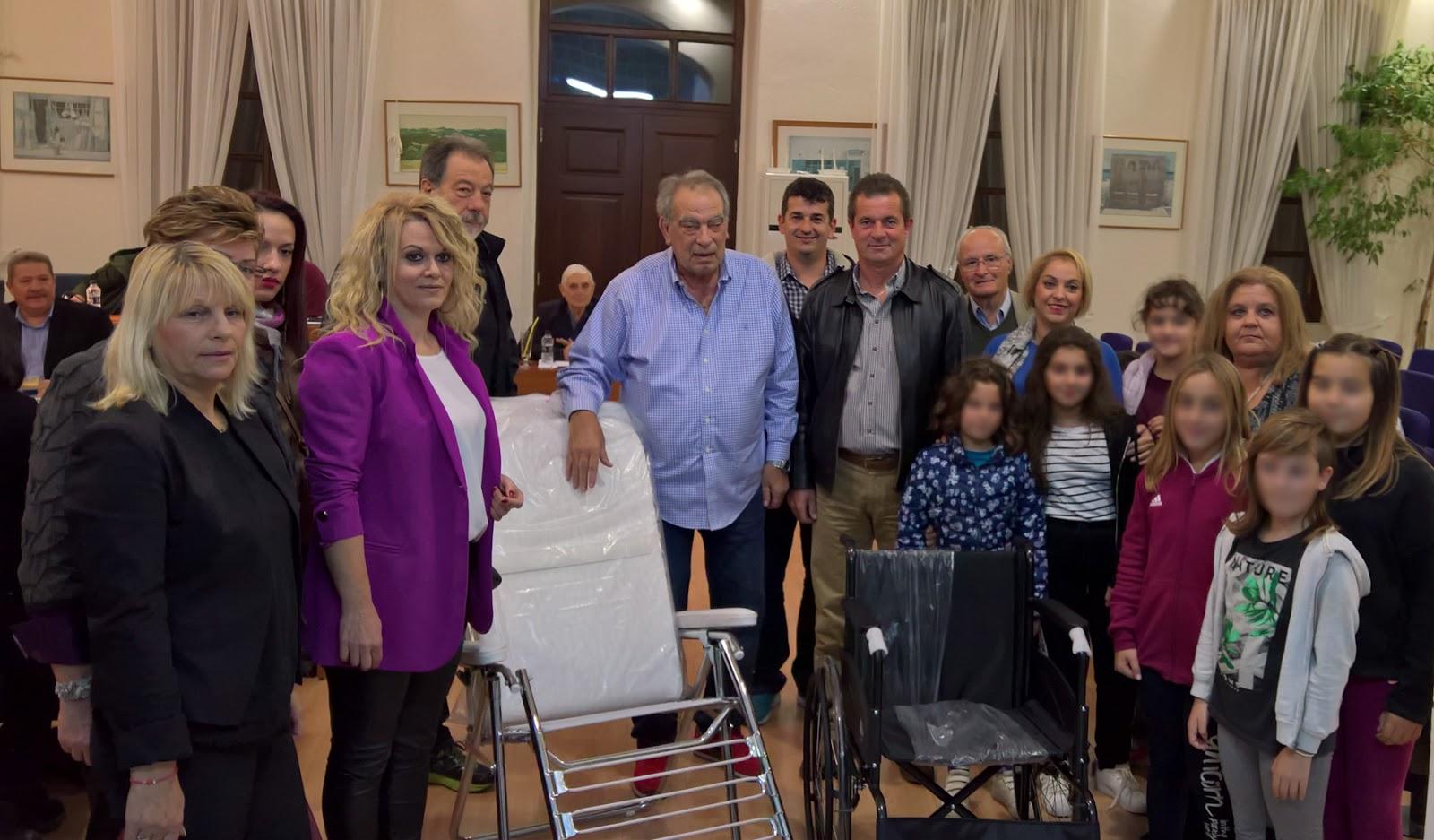 Αποδίδει «καρπούς» η Ανακύκλωση στον Δήμο Πολυγύρου
