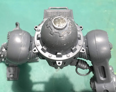 How to magnetize an Imperial Knight