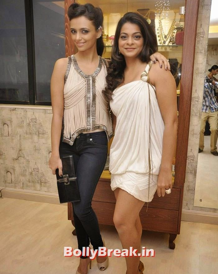 Roshni Chopra, Bansri Mehta, Pics from Bansri Mehta Jewellery Lounge Preview