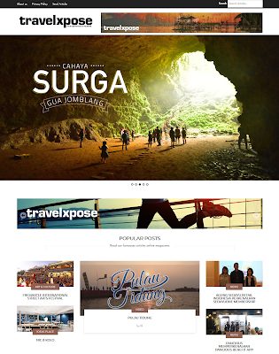 majalah online travelxpose indonesia magazine