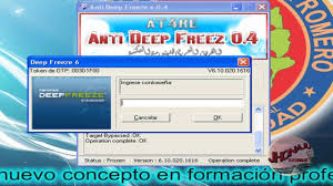 deep freeze 6.30