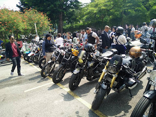 THE DISTINGUSHED GENTLEMAN'S RIDE penang malaysia