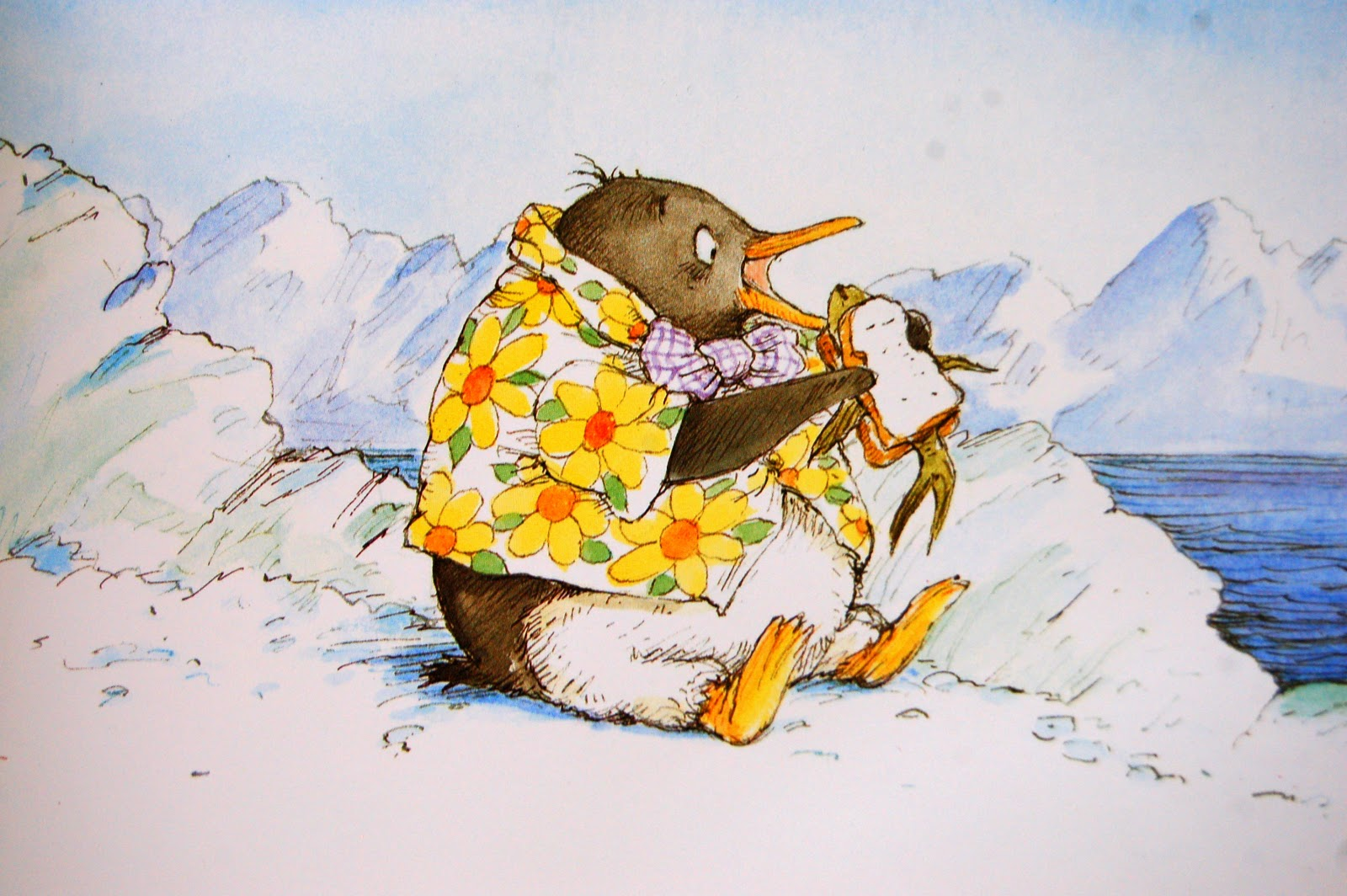 Image result for tacky penguin
