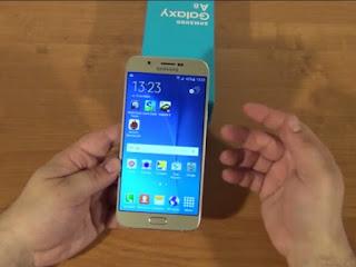 Cara Root Samsung Galaxy A8 SM-A800F
