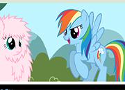 Ganale a Rainbow Dash Go Fast!