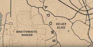 RDR 2, American Dreams, Second Murder Clue, Location Guide