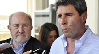 Pérez investiga si el dinero ingresó a la AFA.
