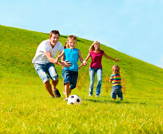 Outdoor Family Time