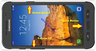 Hard Reset Samsung Galaxy S7 Active