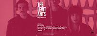 Concierto de The Levitans y Buck Mulligan en El Desierto Rojo