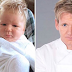 Top chef Gordon Ramsay has a baby that looks like him...and his reaction is priceless